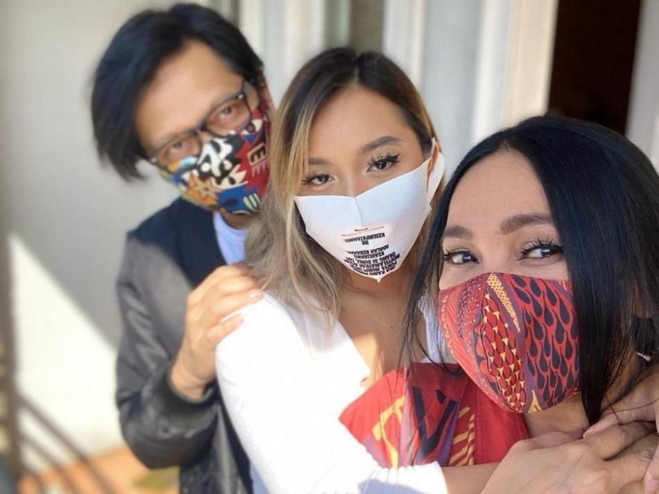 5 Referensi Masker Stylish yang Tetap Aman