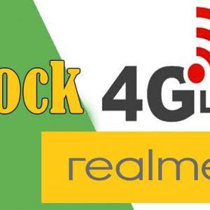 Paling Ampuh, Cara Mengunci Jaringan 4G LTE di HP Realme